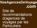 Trouvez les meilleures agences de voyage avec les avis clients sur AgencesdeVoyage.NosAvis.com