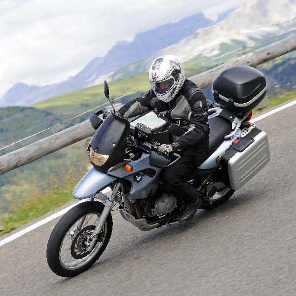 Voyage moto dans les Dolomites