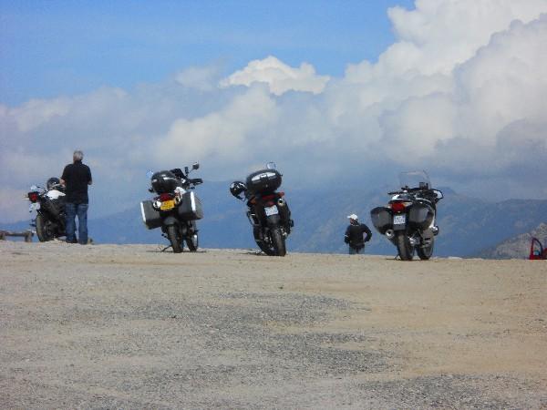 Tour de Corse à moto