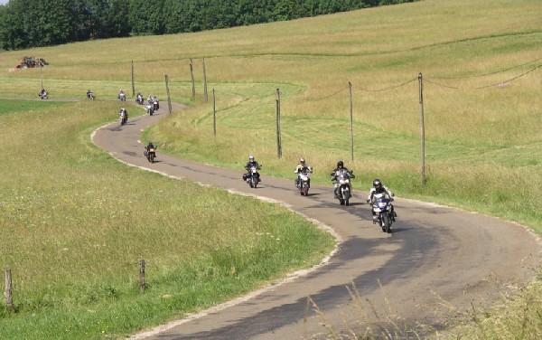Séjour moto en Auvergne